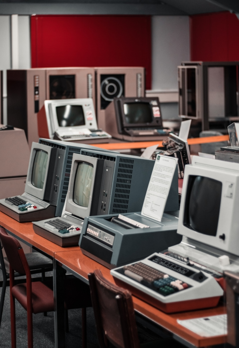 Ancient Computers on Display at the National Museum of Computing